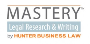 Mastery Legal Research & Writing™