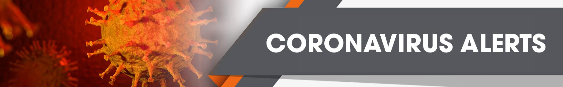Coronavirus Alerts