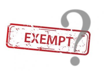 Is My Business Exempt from the Families First Coronavirus Response Act?